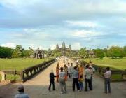 Travel information for visitors in Angkor Wat, Siem Reap