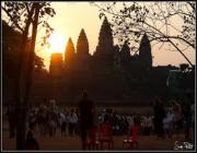 Place to see Sunrise & Sunset in Siem Reap